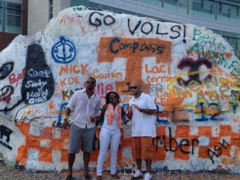 The Rock, University of Tennessee