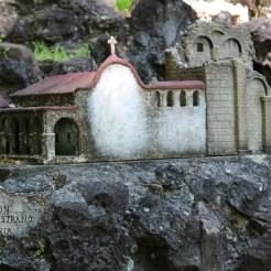 Mission at San Juan Capistrano -- Ave Maria Grotto