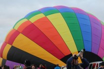Pictures are at every turn at Albuquerque's Balloon Fiesta.