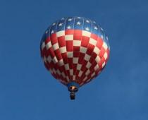 USA Balloon -- Albuquerque's Balloon Fiesta 2014