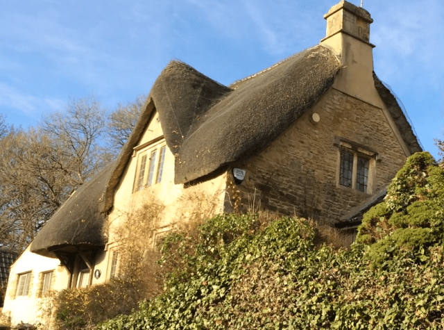 A true storybook cottage in The Cotswolds
