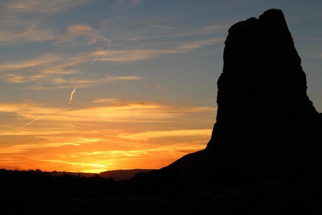 Nothing like sundown in America's national parks!
