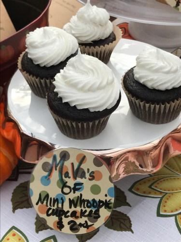 MaVa's Mini Whoopie Cupcakes