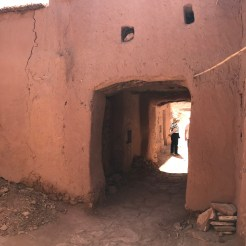 Doorway of Ait Ben Haddou