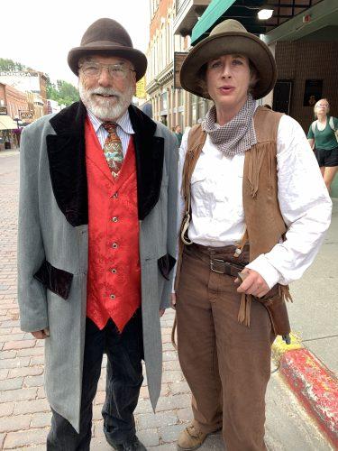 Deadwood actors, Deadwood SD