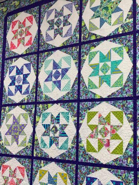 Featured quilt - Little Blessings, Crossville TN