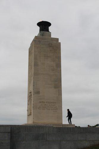 Eternal Light Peace Memorial, Gettysburg