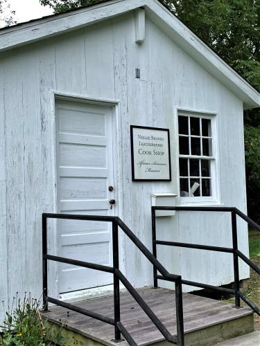 Cook Shop, John Wesley Methodist Episcopal Church, Oxford Neck