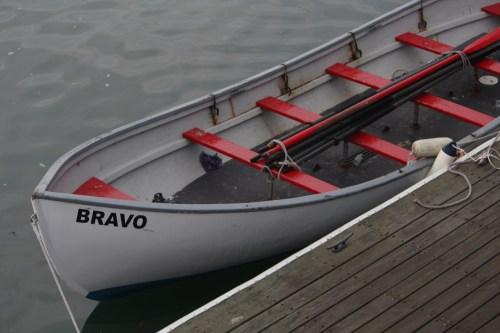 Bravo boat, Castine Maine