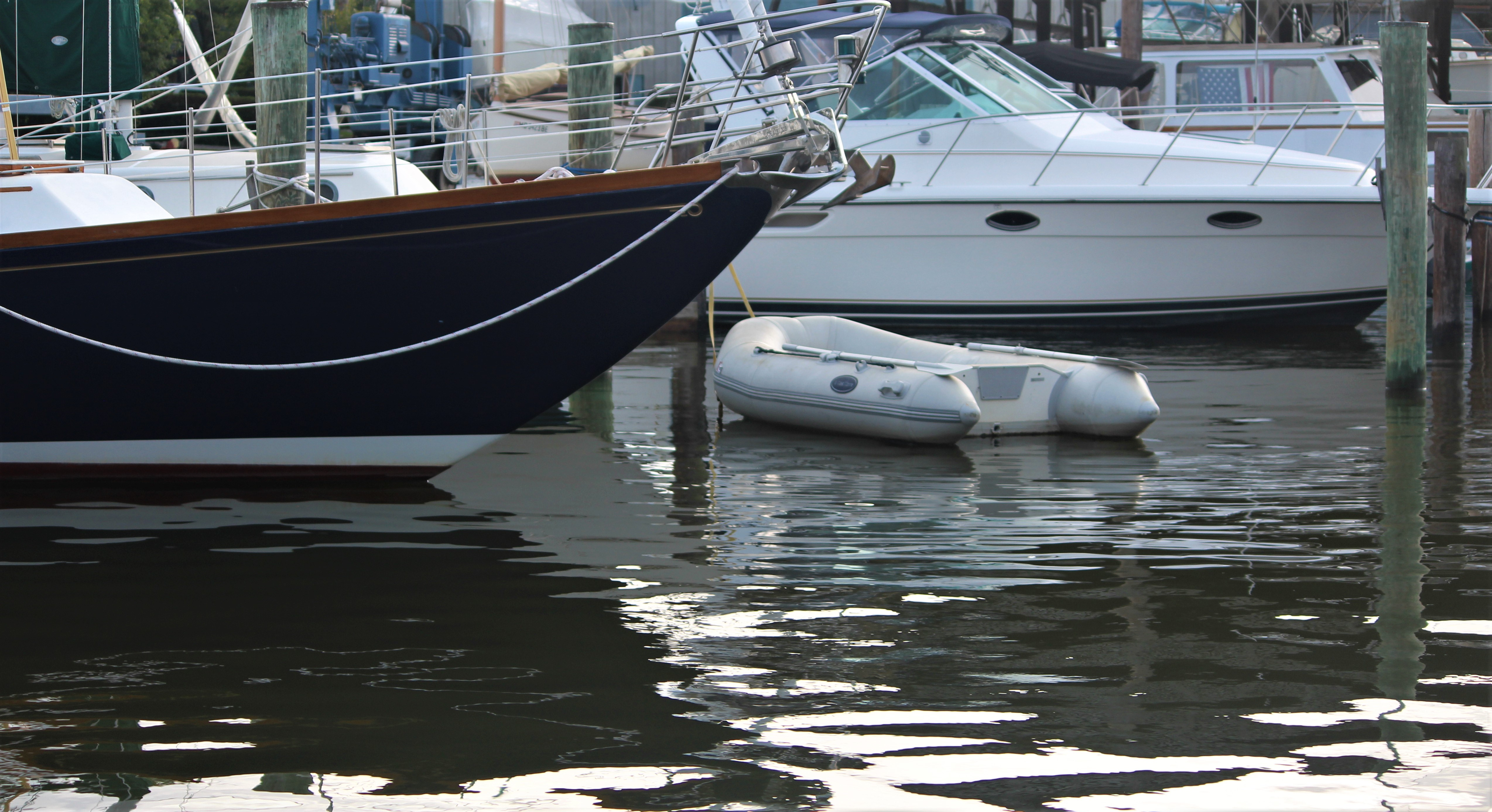 Boats at St. Michaels