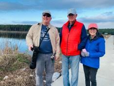 Photographer Bill Angell, Courtney Pearre & Carolyn