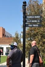 Magnolia complex signs, Waco, TX
