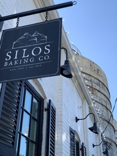 Silos Baking Co. Waco, TX, Chip & Joanna Gaines