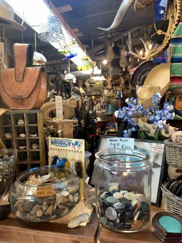 Cross-Eyed Moose treasures - Ft. Worth Stockyards