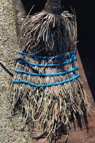 Broom, Apalachicola FL -- Mill Pond