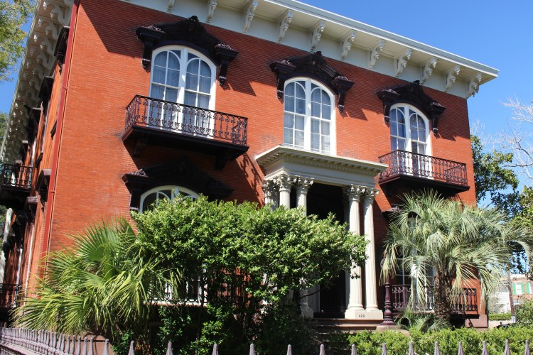 Mercer Williams House Museum, Savannah GA