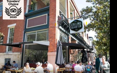 The Collins Quarter, Savannah, GA