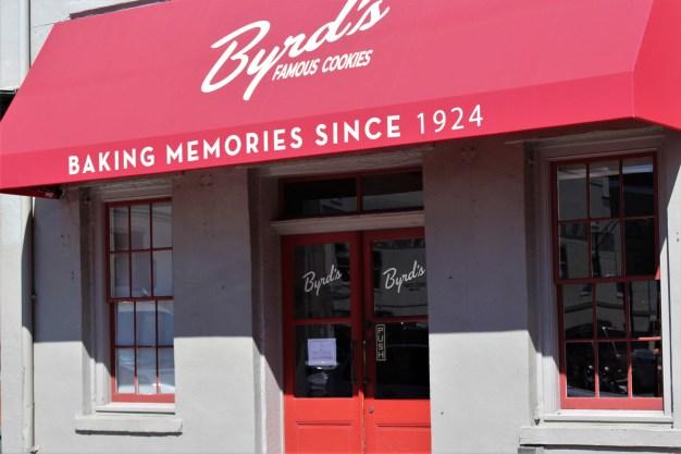 Byrd's Cookie Company, River Street, Savannah, GA