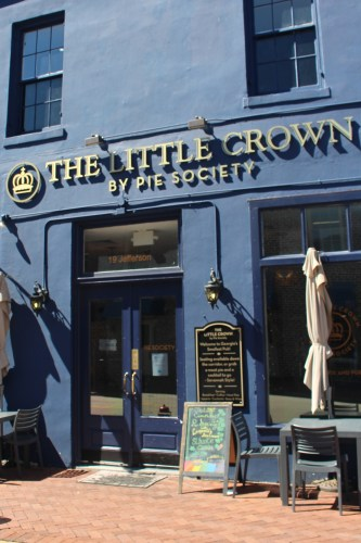 The Little Crown by Pie Society, Savannah GA