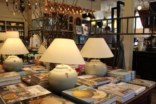 Savannah GA: The Paris Market