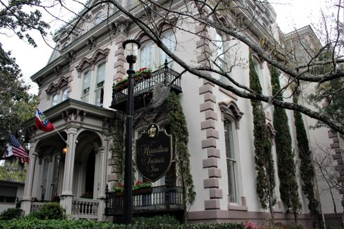 Savannah - Hamilton Turner Inn