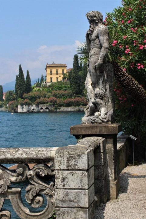 Villa Monastero, Varenna, Italy on Lake Como