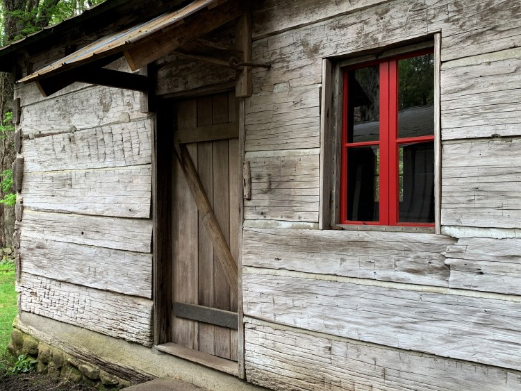 Levi Trentham House, Elkmont in Great Smoky Mountains