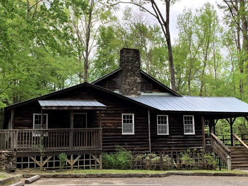 Appalachian Clubhouse, Elkmont in Great Smoky Mountains
