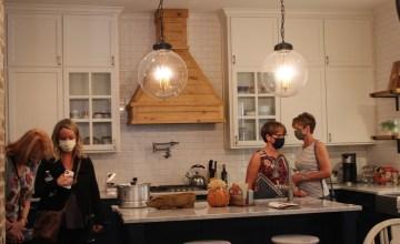 Waco, Texas: touring a Fixer Upper kitchen
