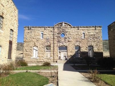 Campus: Old Idaho Penintentiary