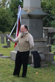 Lantern and Carriage Tour, Old Gray Cemetery