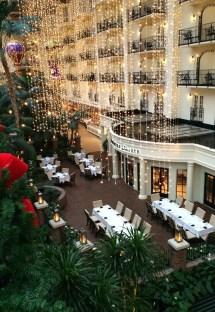Garden Conservatory Gaylord Opryland Hotel