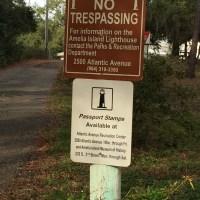 Coasting: The mystery of the Amelia Island Light