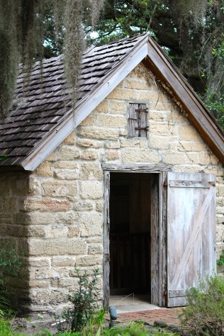 Small stone house, St.Augustine