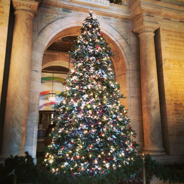 Trees Of York Christmas Holiday 2015 Places