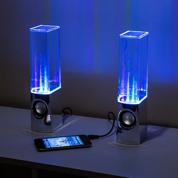 Water Fountain Speakers