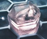 Hexagon Ice Cube Tray
