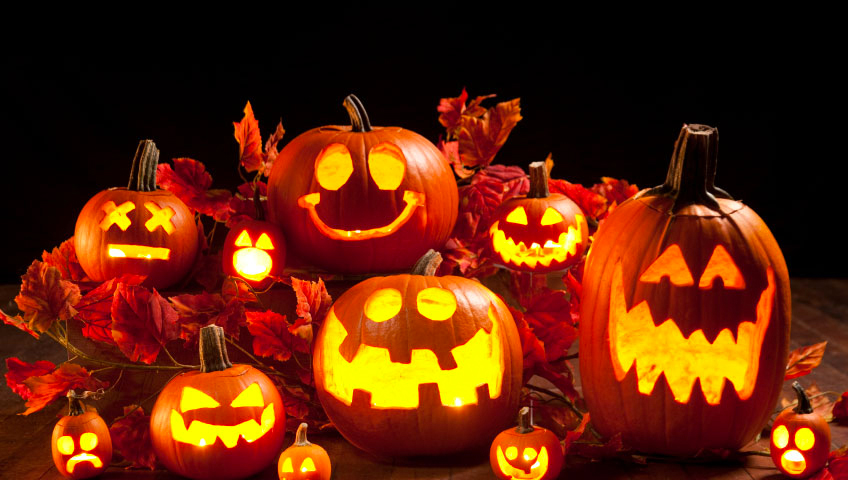 Do we address Halloween and seasonal greetings in our messages?