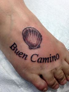 Camino Tattoo