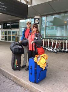 Peru Traveling couple Journey