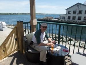 Jeffrey in Halifax Working