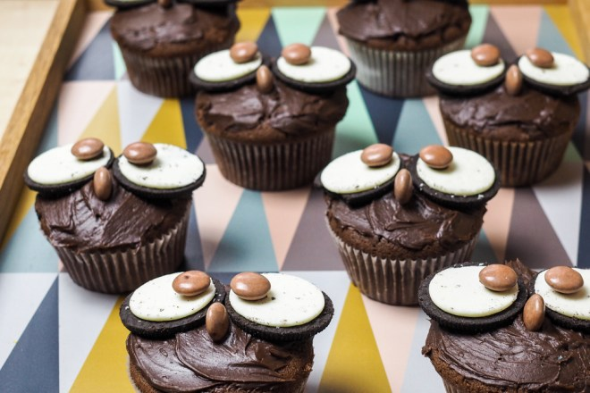 Eulen-Cupcakes-Oreo-Cupcakes-Kinder-backen-www.ohwiewundervoll.com (4 von 6)