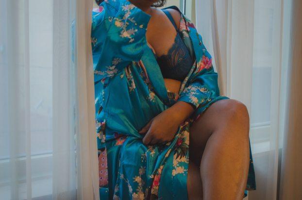 Amazon Kimono