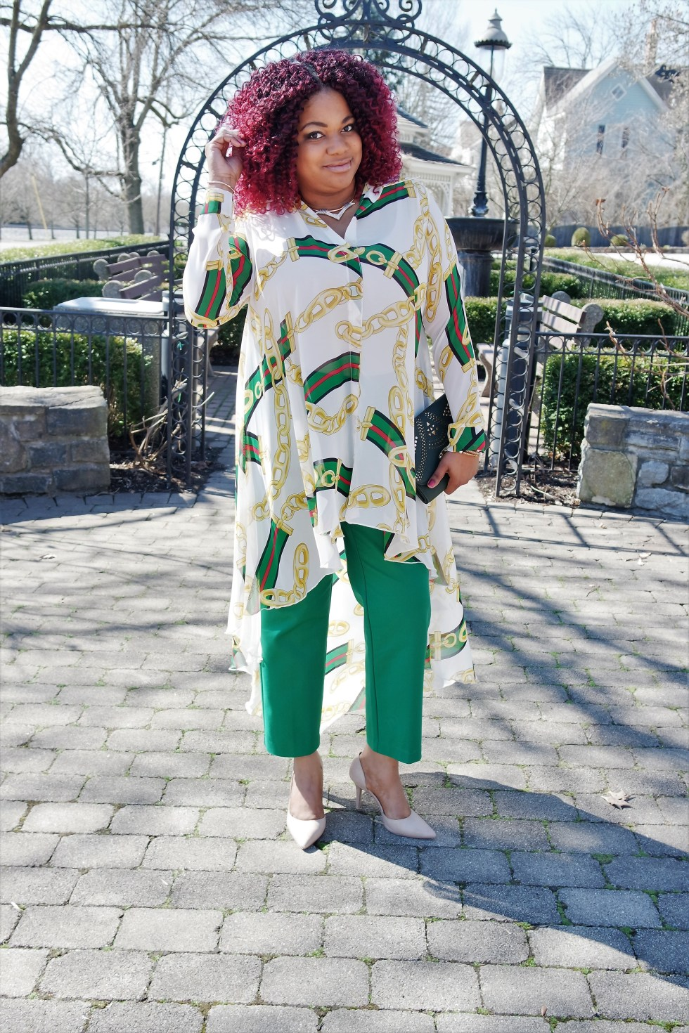 plus-size-spring-outfit
