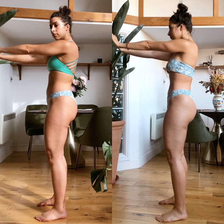 My Tighter Together Review will be shared in two parts. This first post will focus on the workouts, equipment and other technical aspects of the program including: