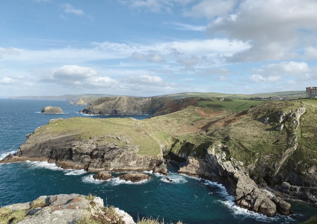Bostcastle and Tintagel