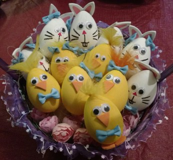 Egg-cellent Chicks and Bunnies