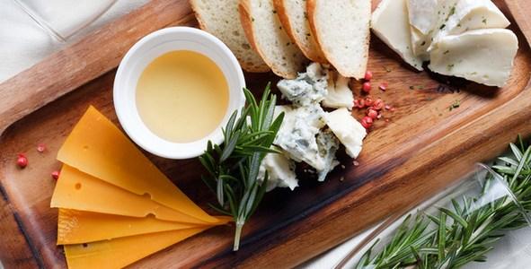 チーズ盛り合わせ