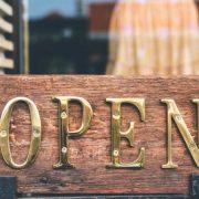 オープンする店