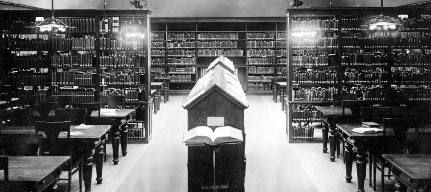 Research Archives  Library  The Oriental Institute of